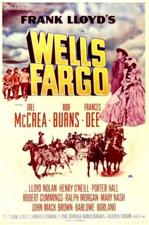 Movies, TV, and other Media about Wells Fargo